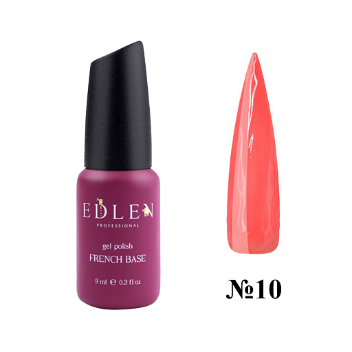 French Base EDLEN №10 (17ml.)