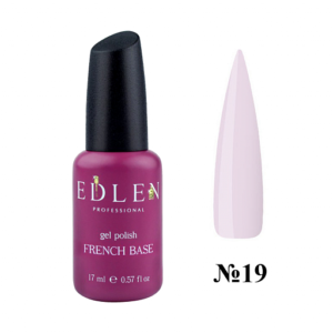 French Base EDLEN №19 (17ml.)
